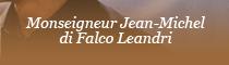 Montseigneur Jean-Michel di Falco Leandri